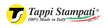 Il logo di tappistampati