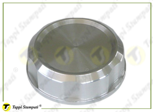 ASM.CB bayonet fuel tank cap passage diameter 40 mm in aluminum