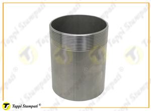 M80X2 threaded filler neck