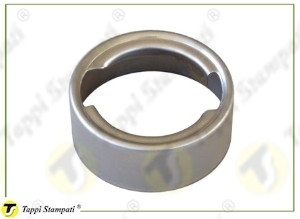 Internal bayonet steel filler neck passage diameter 40 mm