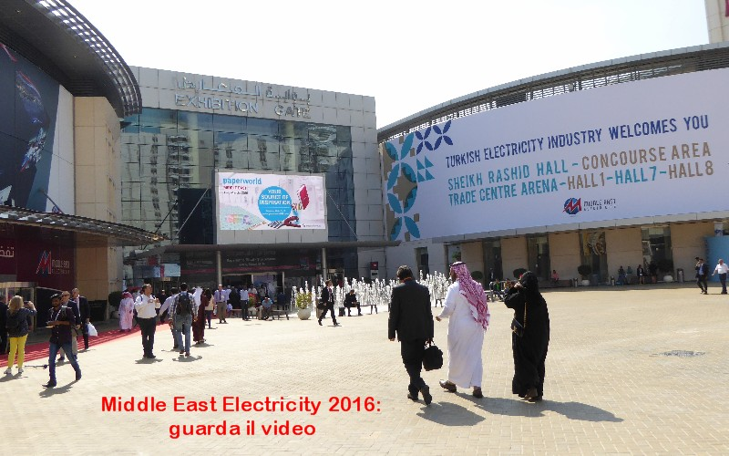Middle East Electricity 2016 Exhibitors Highlights
