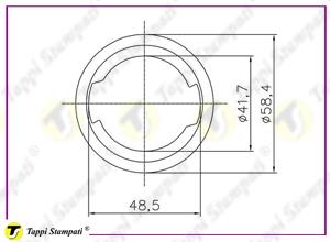 Sistema di carico per tappo indicatore di livello meccanico a baionetta E002