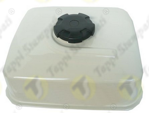 D.76 bayonet tank cap in plastic and steel for engine fuel tank