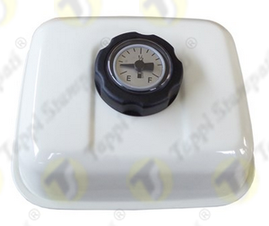 Bayonet level gauge cap passage diameter 40 mm for fuel tank