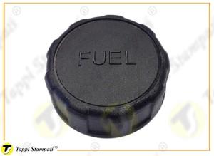 Tappo serbatoio 940 in plastica filettato femmina con scritta Fuel
