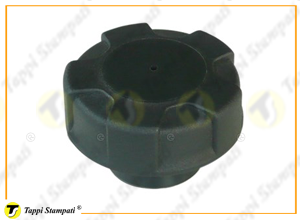 960 threaded tank cap in plastic material passage diameter 22 mm
