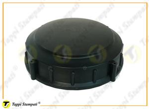 Tappo serbatoio D.170 filettato in plastica diametro di passaggio 120 mm
