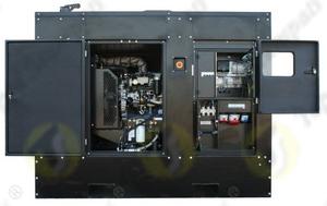 Tappo serbatoio D.76 a baionetta in plastica e acciaio per generatori di corrente