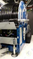 Tappo serbatoio M80X2 filettato femmina in alluminio per irrigatore