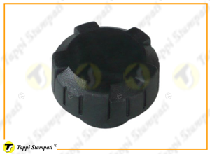 P3 plastic tank cap female threaded passage diameter 32 mm
