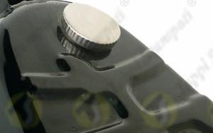 Tappo serbatoio TED a baionetta in acciaio e acciaio inox per serbatoio carburante