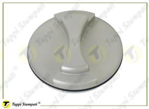 Tappo serbatoio V7 S a baionetta interna passaggio 40 mm in alluminio