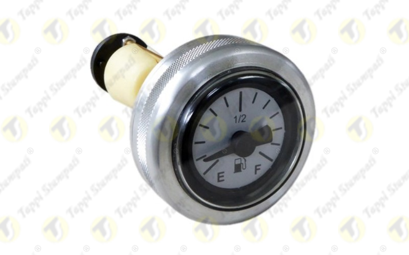 We present our new GAS fuel cap with gauge 2 1/4 X 5